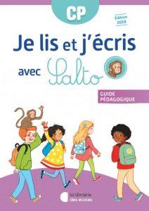 je lis et j'écris avec Salto - français - CP