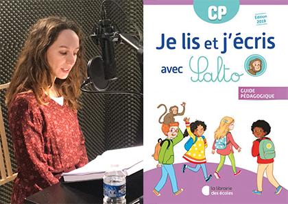 ressources pédagogiques - français - salto - CP